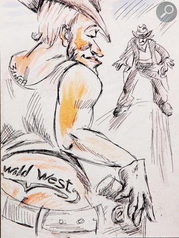 Дикий Запад